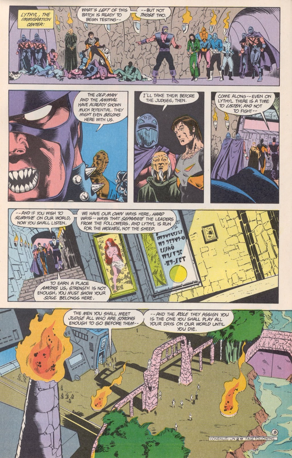 Tales of the Legion Issue #338 #25 - English 9