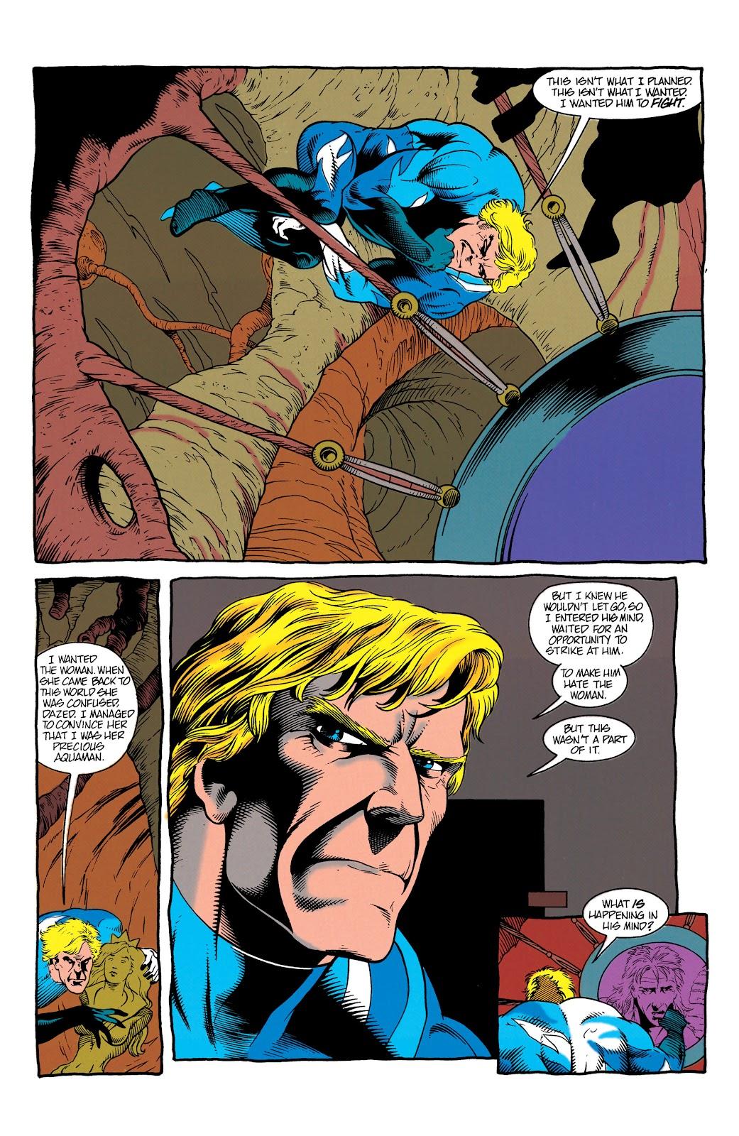 Aquaman (1991) Issue #7 #7 - English 15