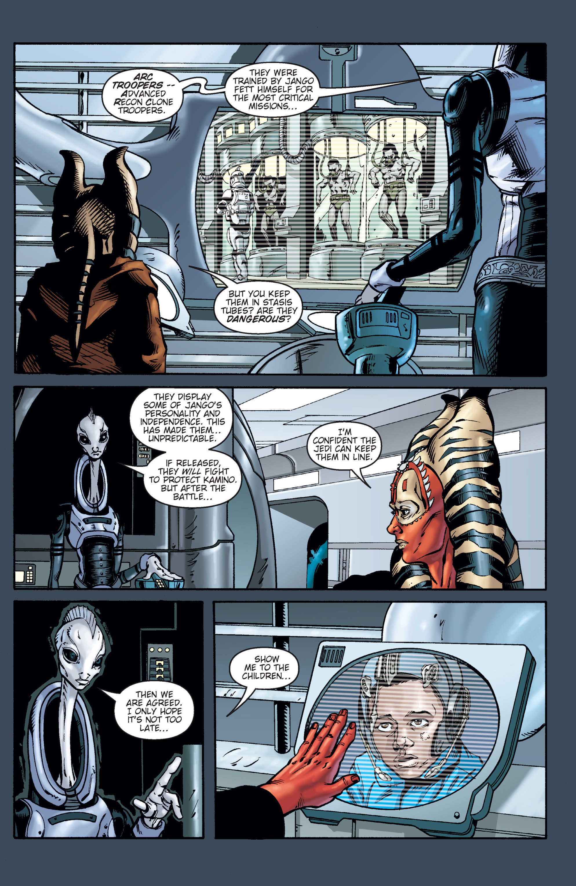 Star Wars Legends Epic Collection: The Clone Wars chap 1 pic 63