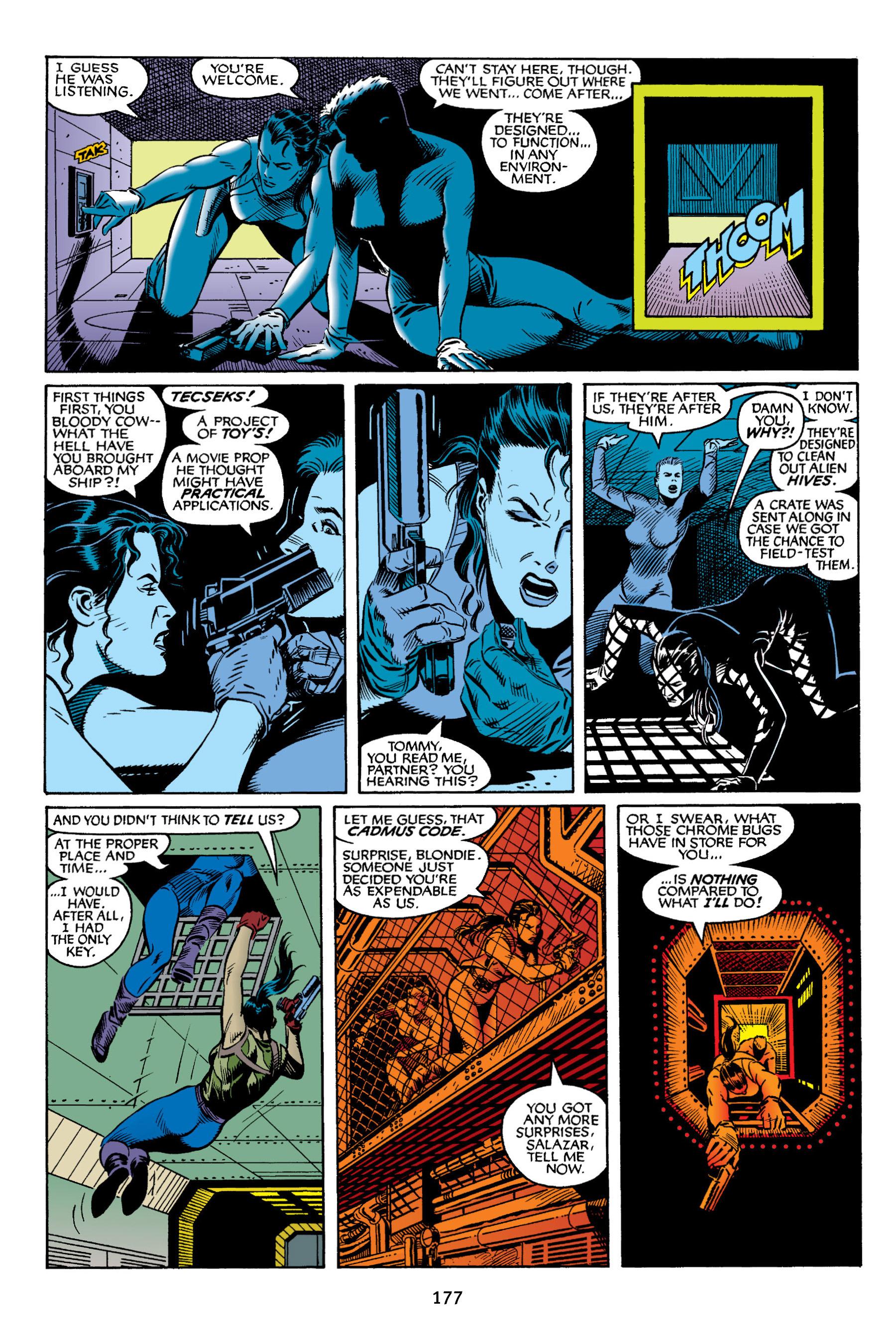 Aliens vs. Predator Omnibus _TPB_2_Part_2 Page 64