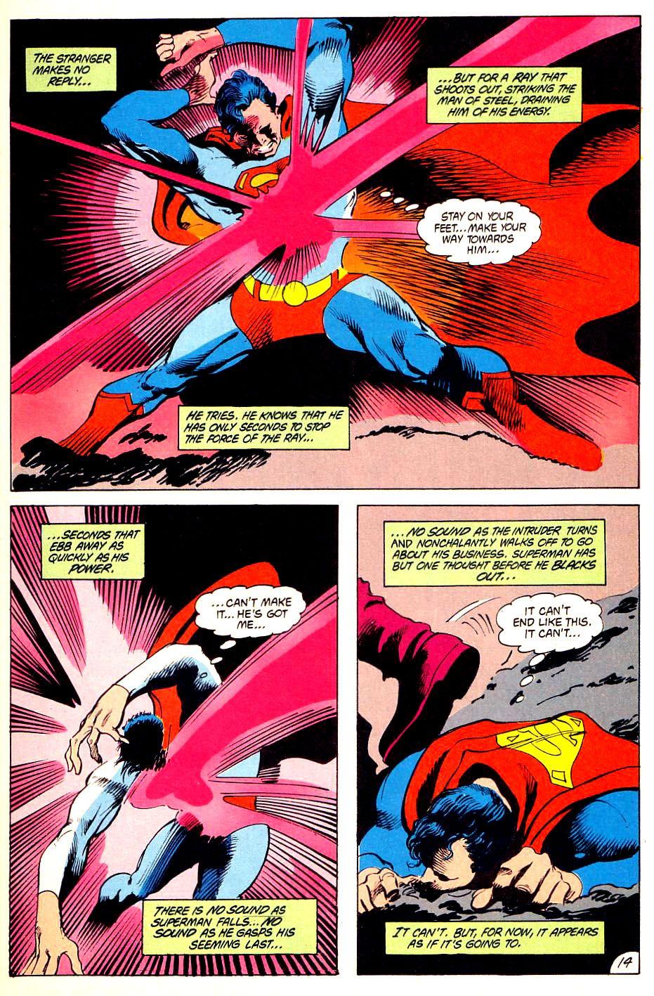 DC Challenge #1 #12 - English 15