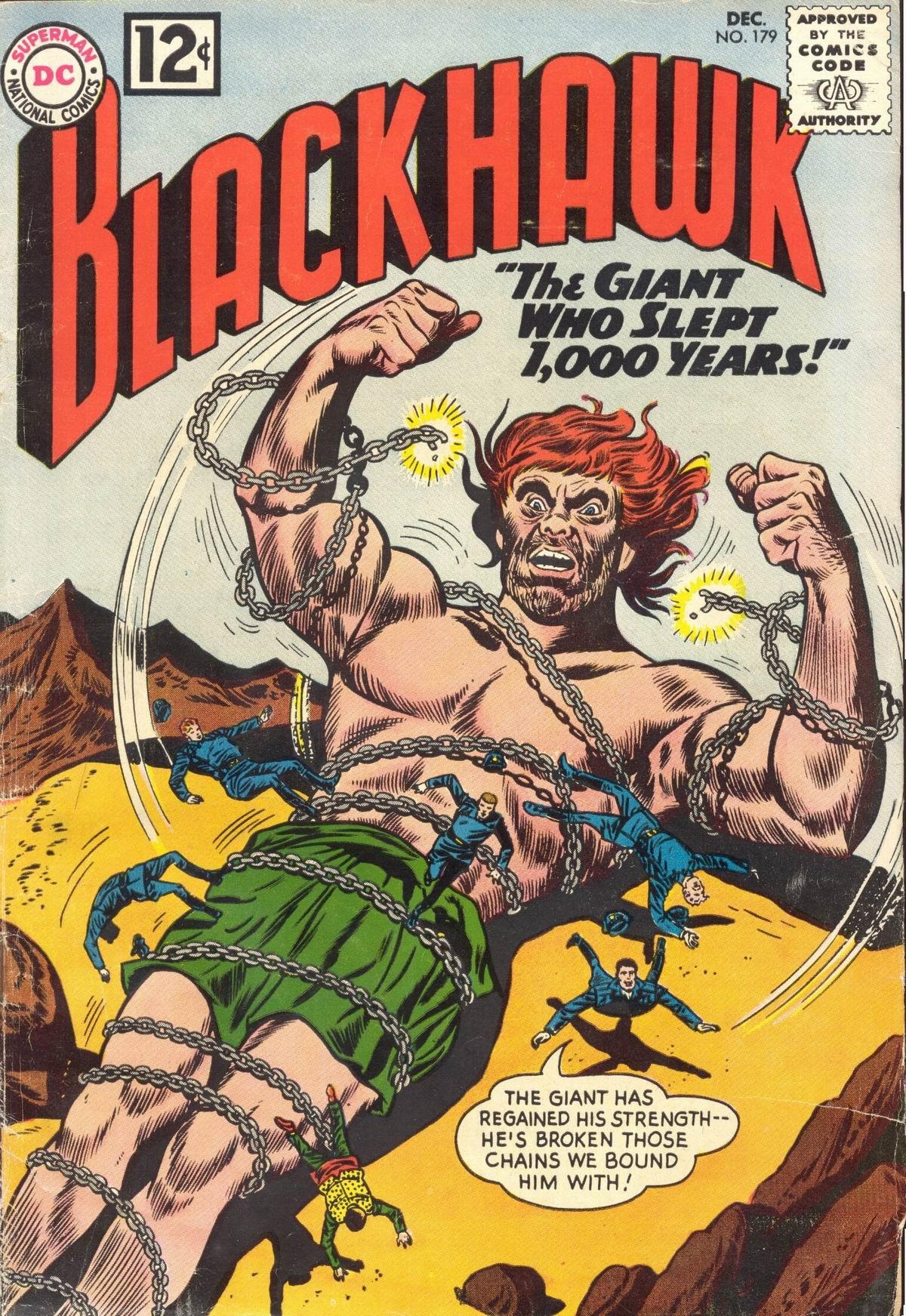 Blackhawk (1957) 179 Page 1