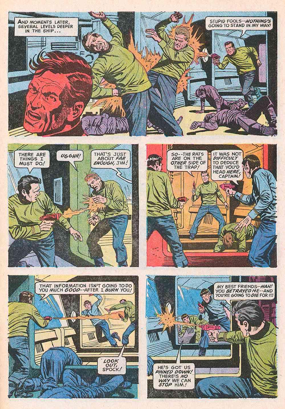 Star Trek (1967) Issue #14 #14 - English 21