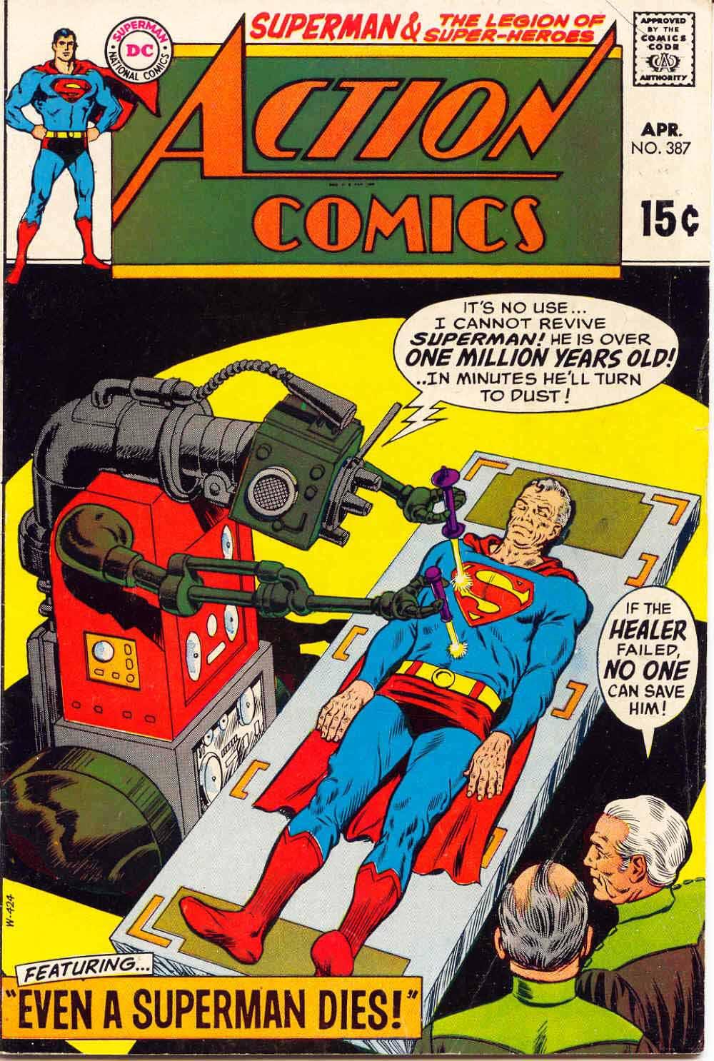 Action Comics (1938) 387 Page 1