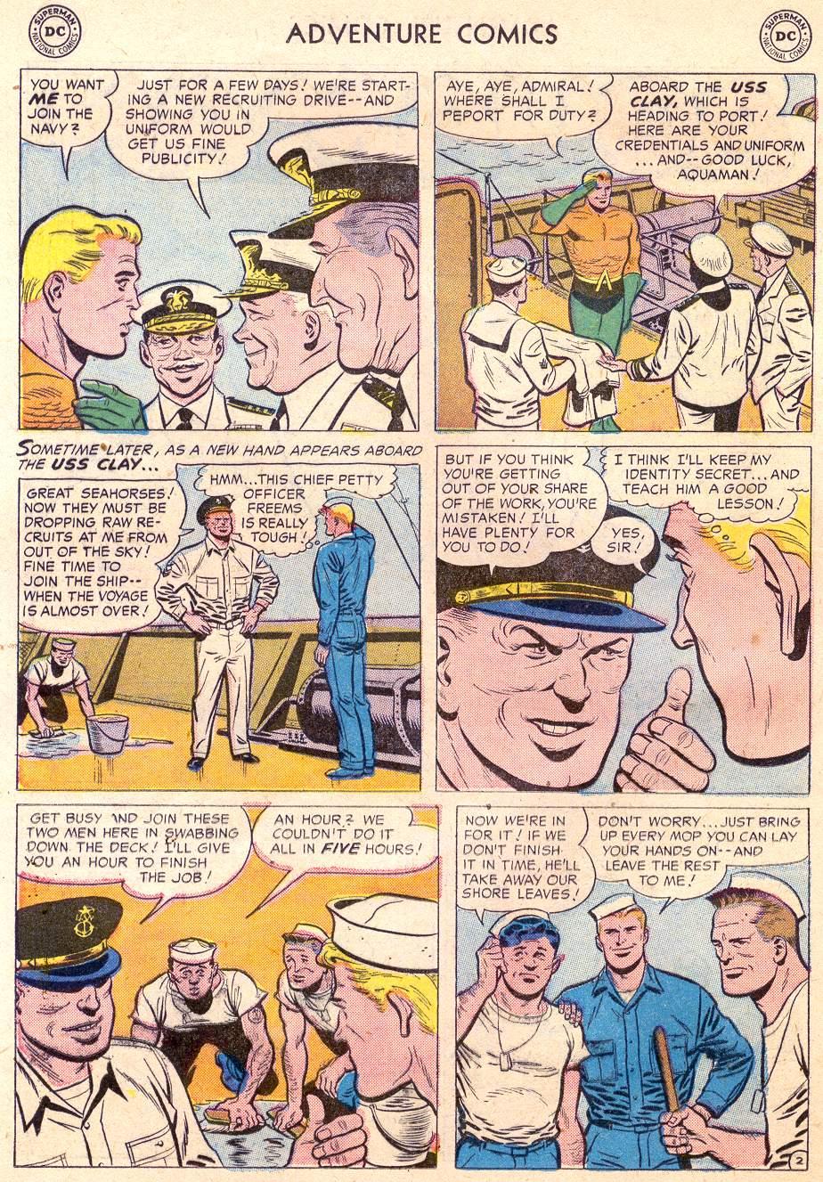 Read online Adventure Comics (1938) comic -  Issue #232 - 18