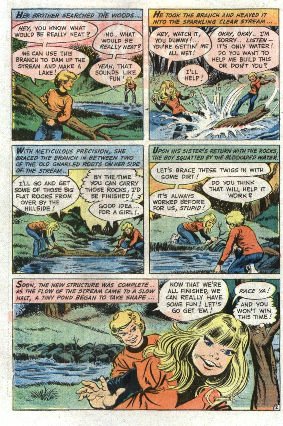 Read online Scary Tales comic -  Issue #24 - 18