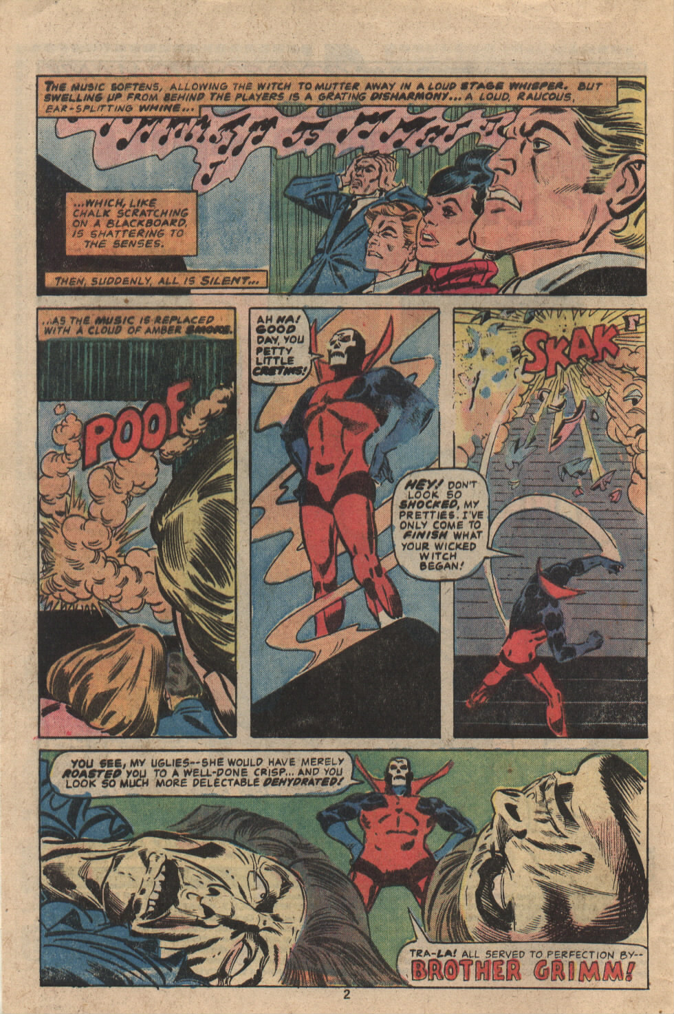 Spider-Woman (1978) Issue #3 #3 - English 3