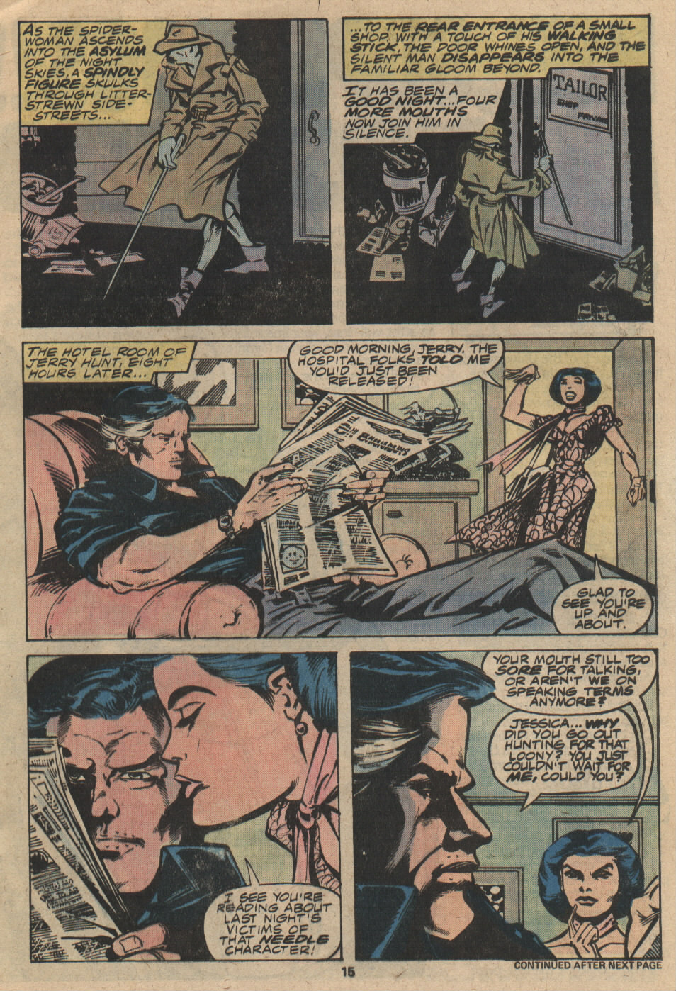 Spider-Woman (1978) Issue #9 #9 - English 11