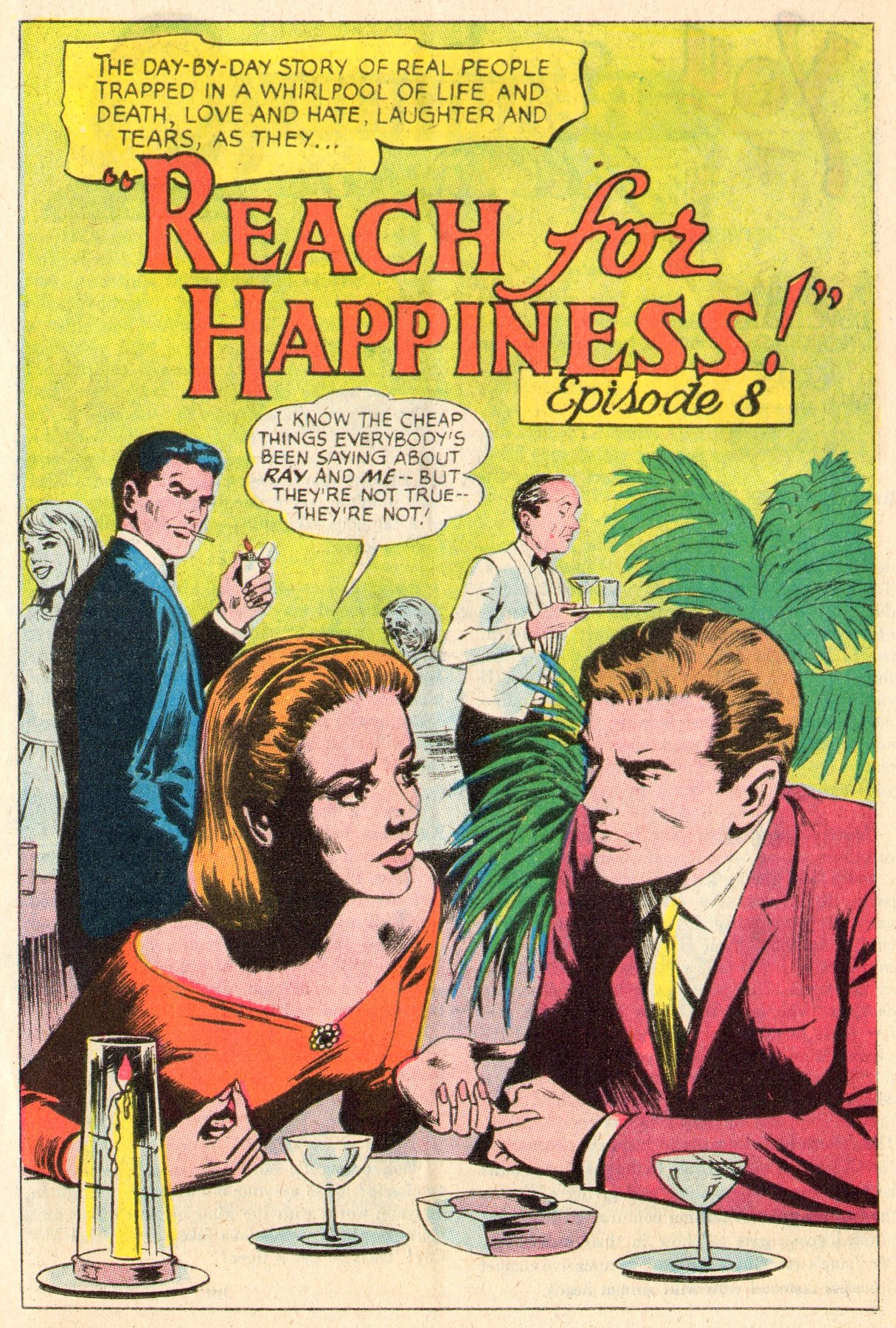 Read online Secret Hearts comic -  Issue #117 - 20