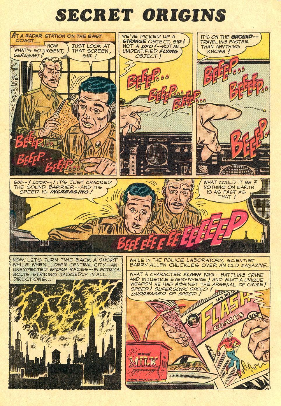 Read online Secret Origins (1973) comic -  Issue #1 - 20