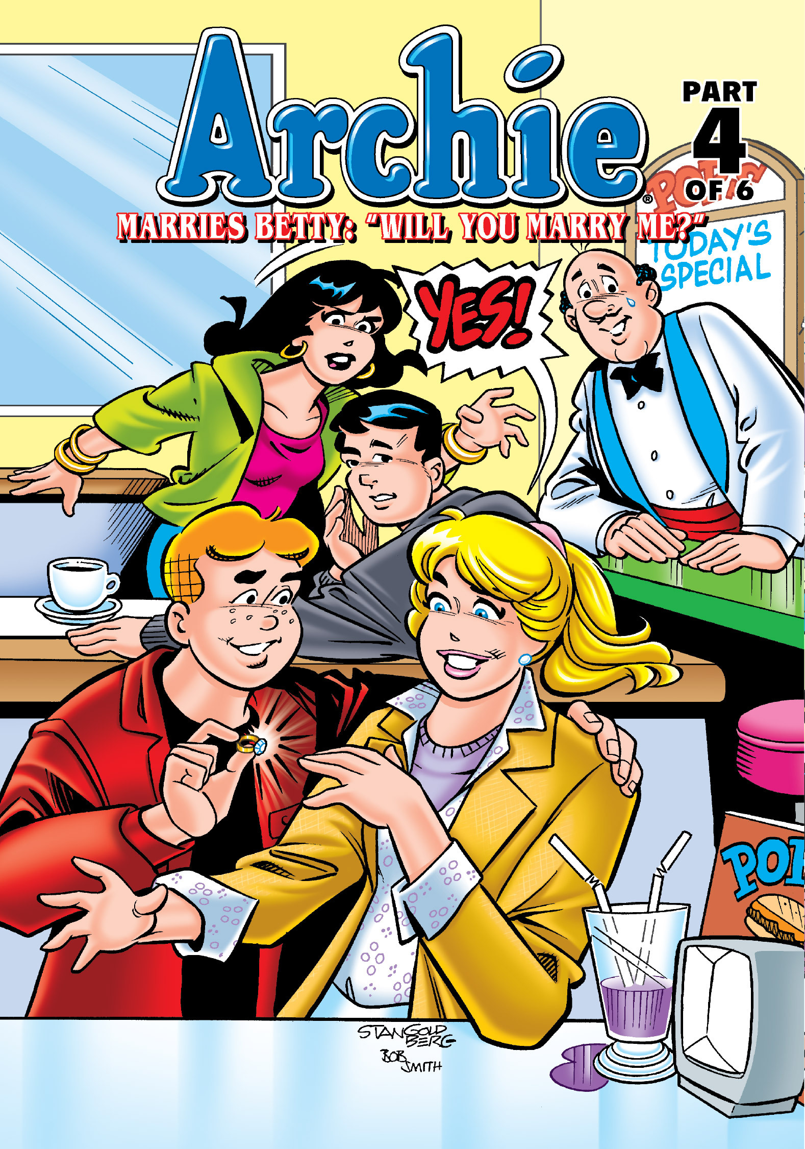 Read online The Best of Archie Comics comic -  Issue # TPB 1 (Part 2) - 138