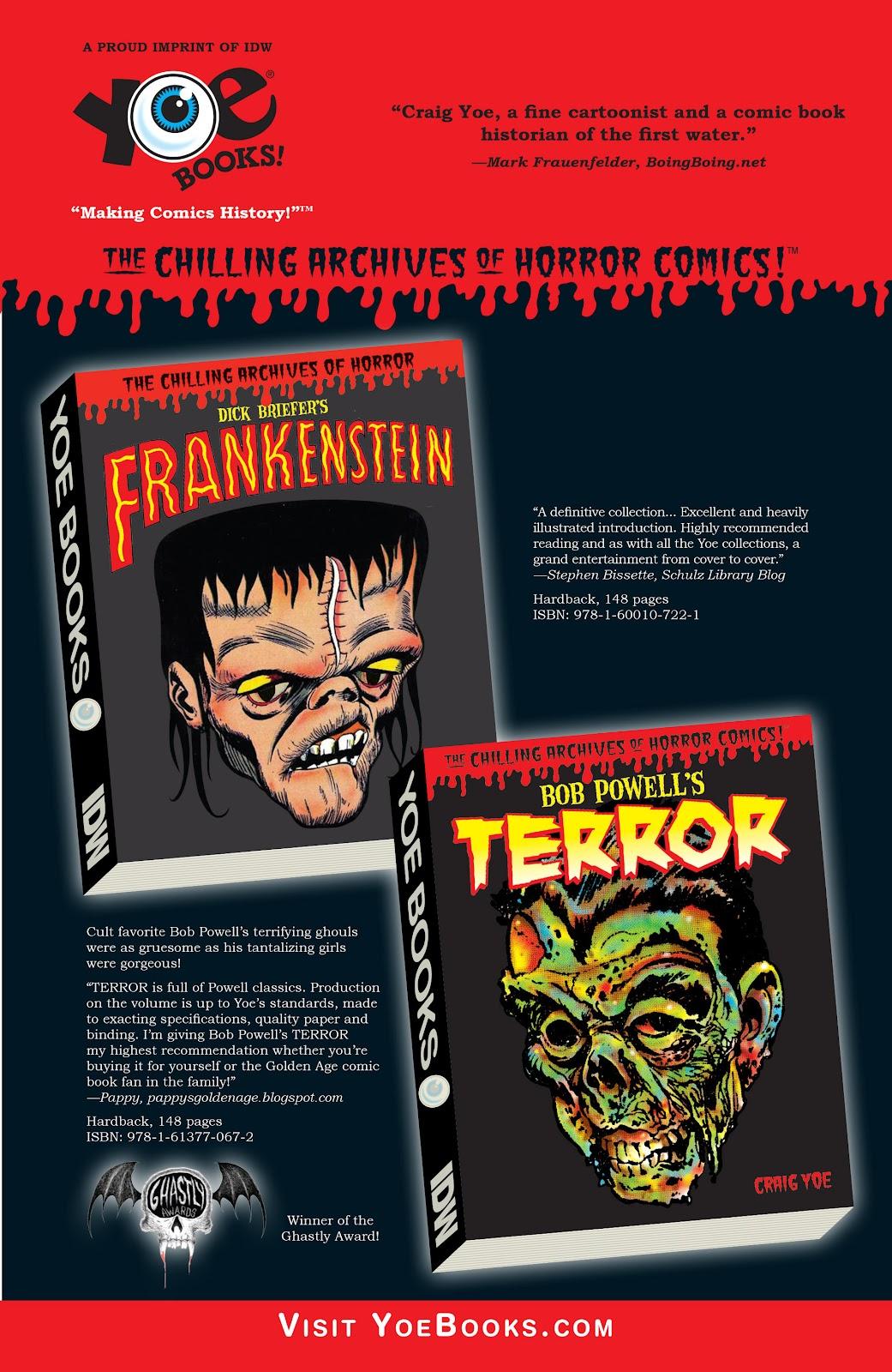 Haunted Horror Issue #12 #12 - English 49