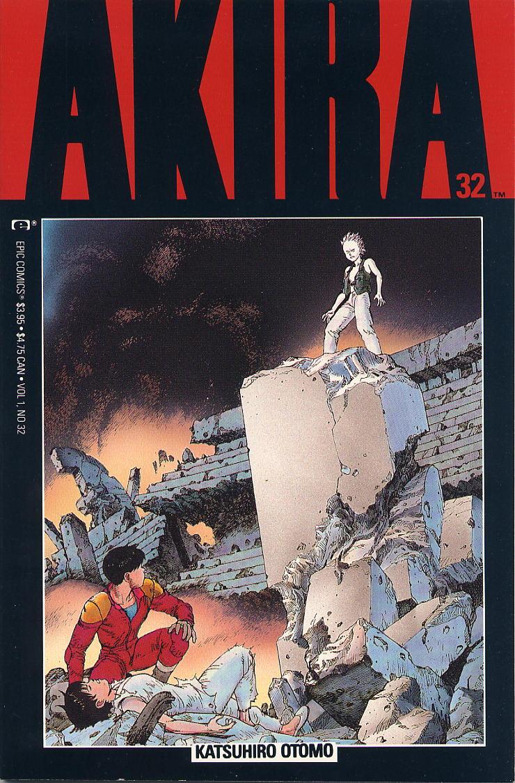 Akira 32 Page 1