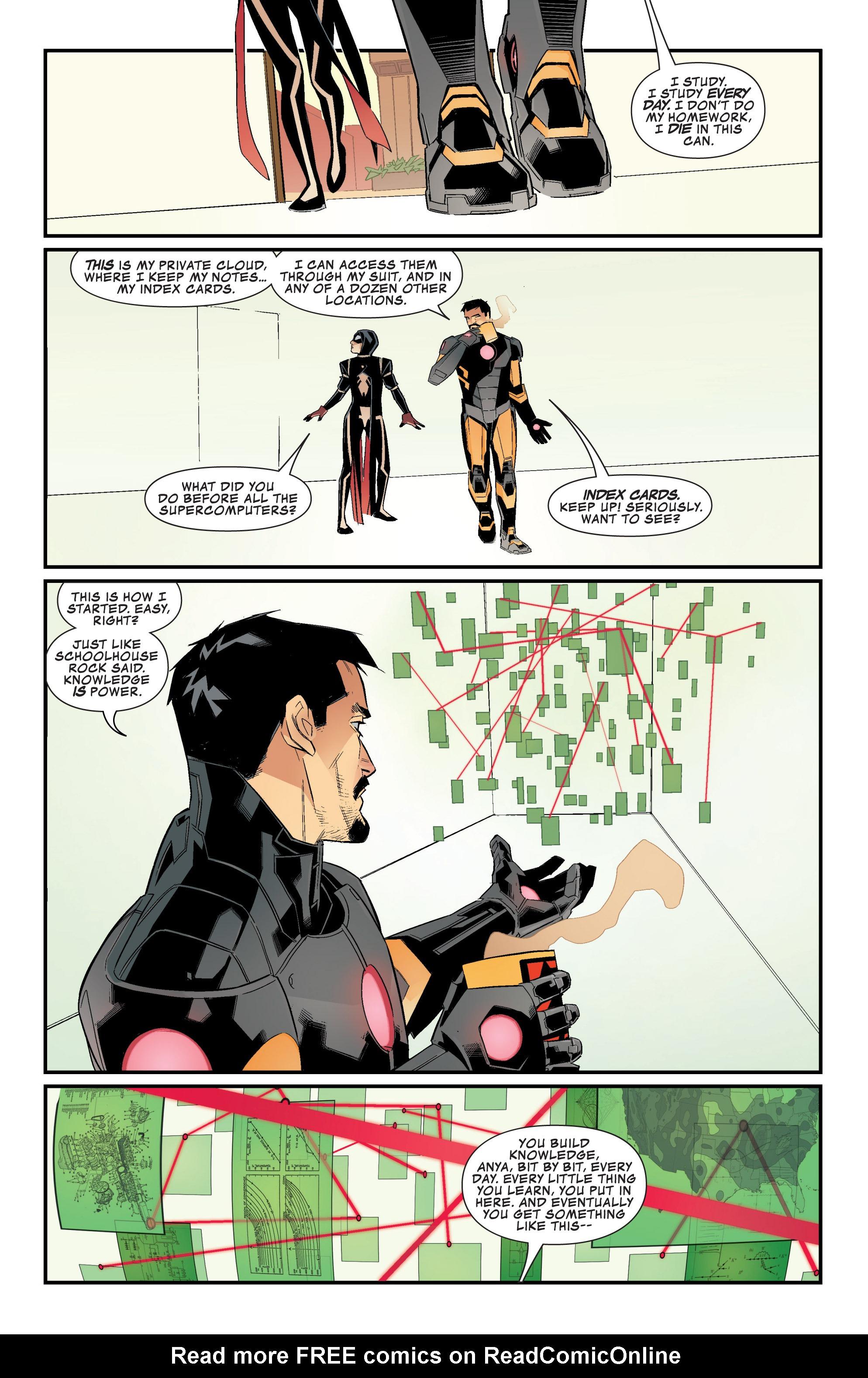 Read online Avengers Assemble (2012) comic -  Issue #24 - 5