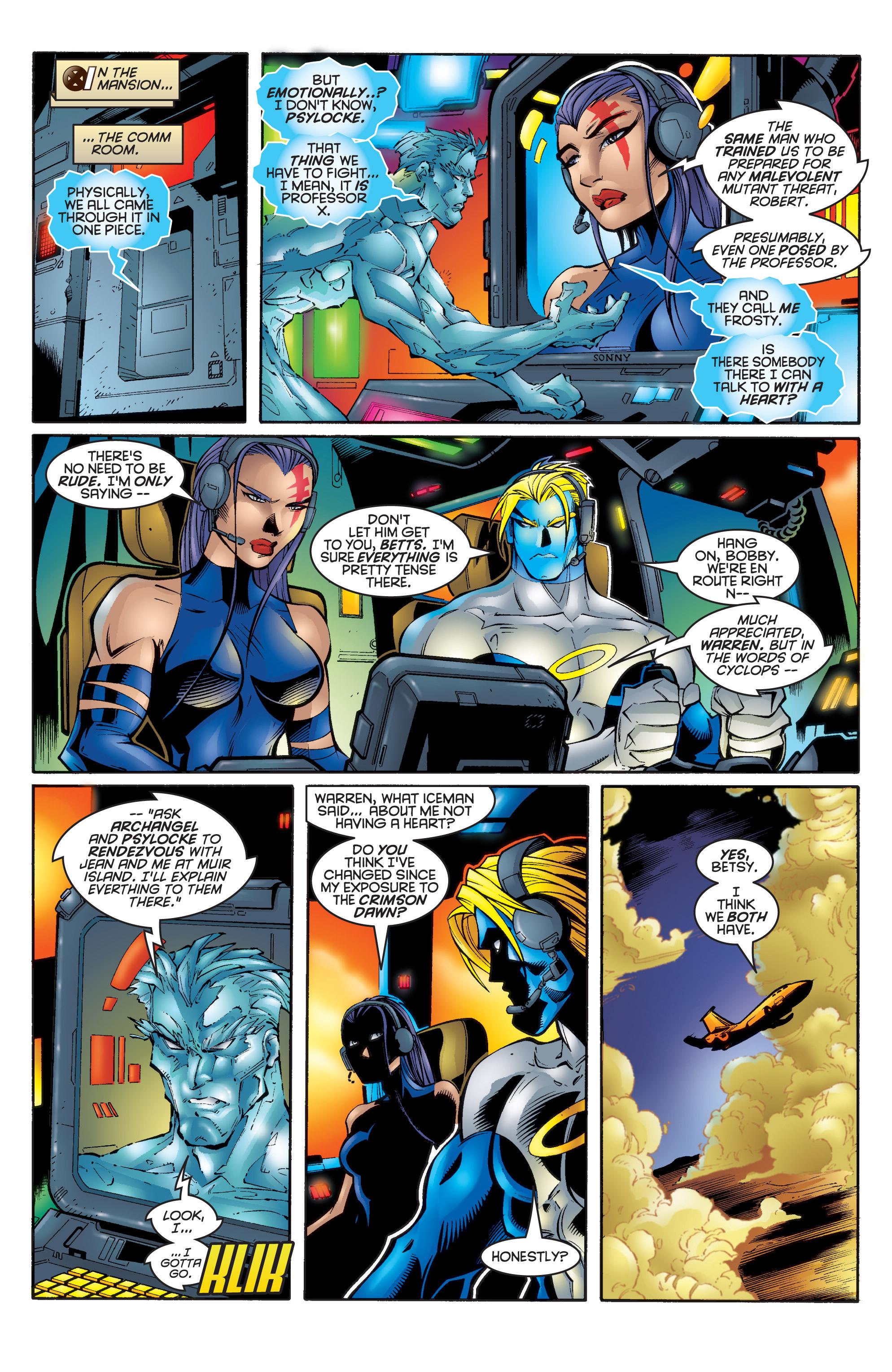 Uncanny X-Men (1963) 335 Page 19