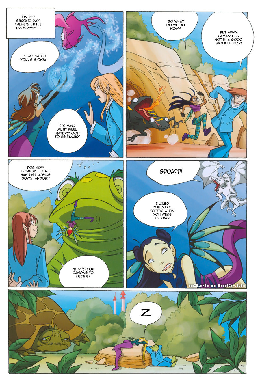 Read online W.i.t.c.h. comic -  Issue #135 - 19