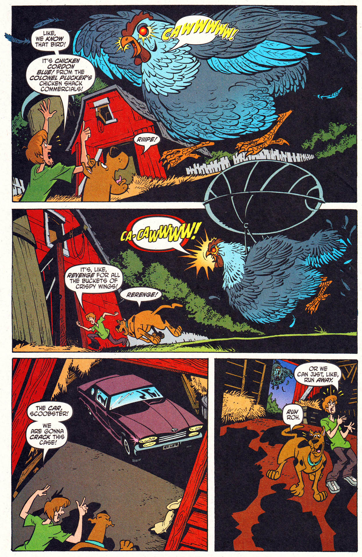 Read online Scooby-Doo (1997) comic -  Issue #111 - 26