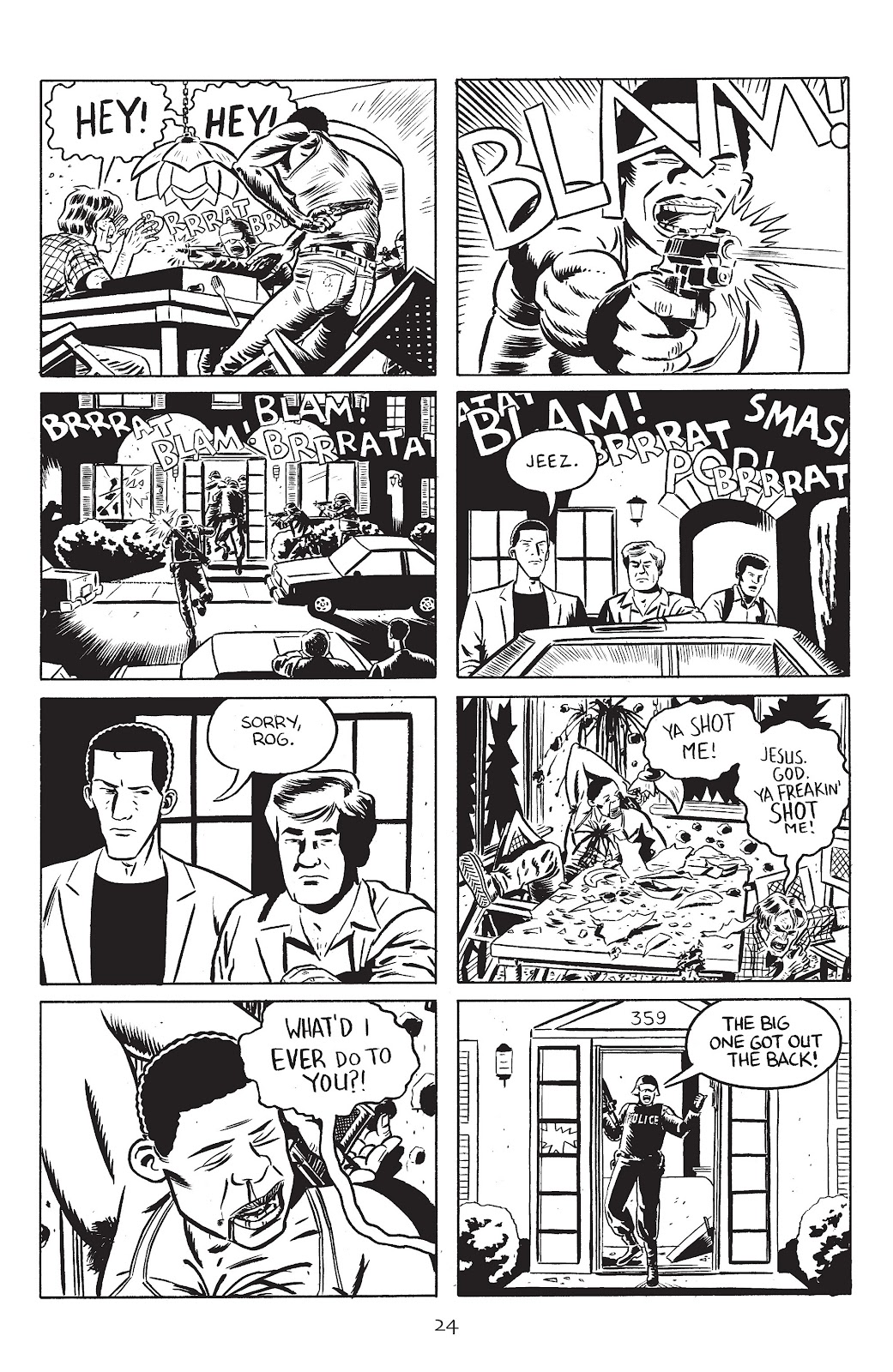Stray Bullets Issue #29 #29 - English 26