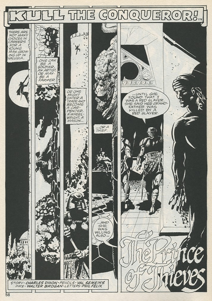 The Savage Sword Of Conan Issue #131 #132 - English 58