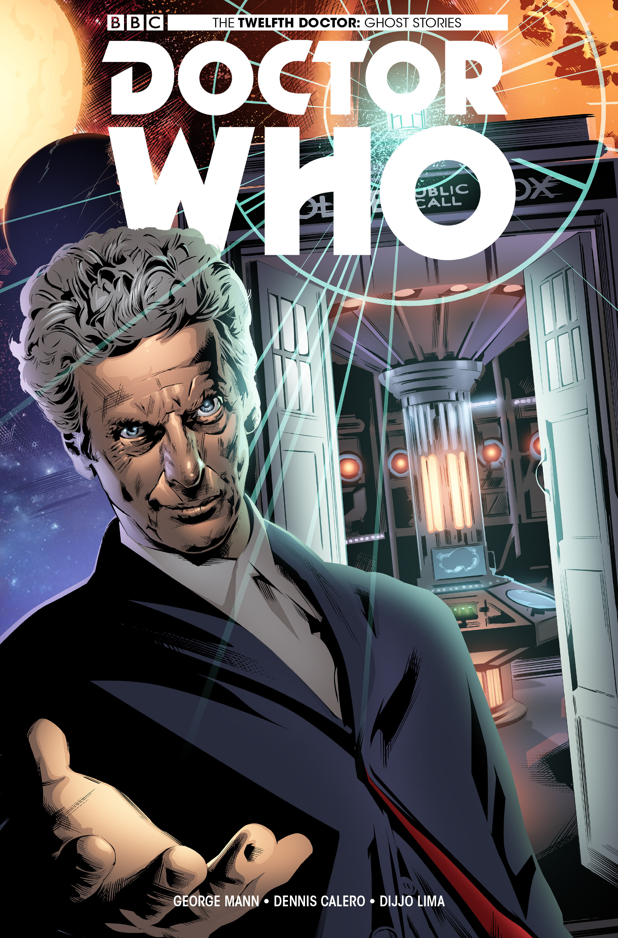Doctor Who: Ghost Stories chap 6 pic 1