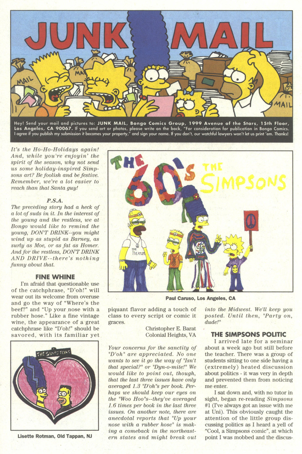 Read online Simpsons Comics comic -  Issue #14 - 24