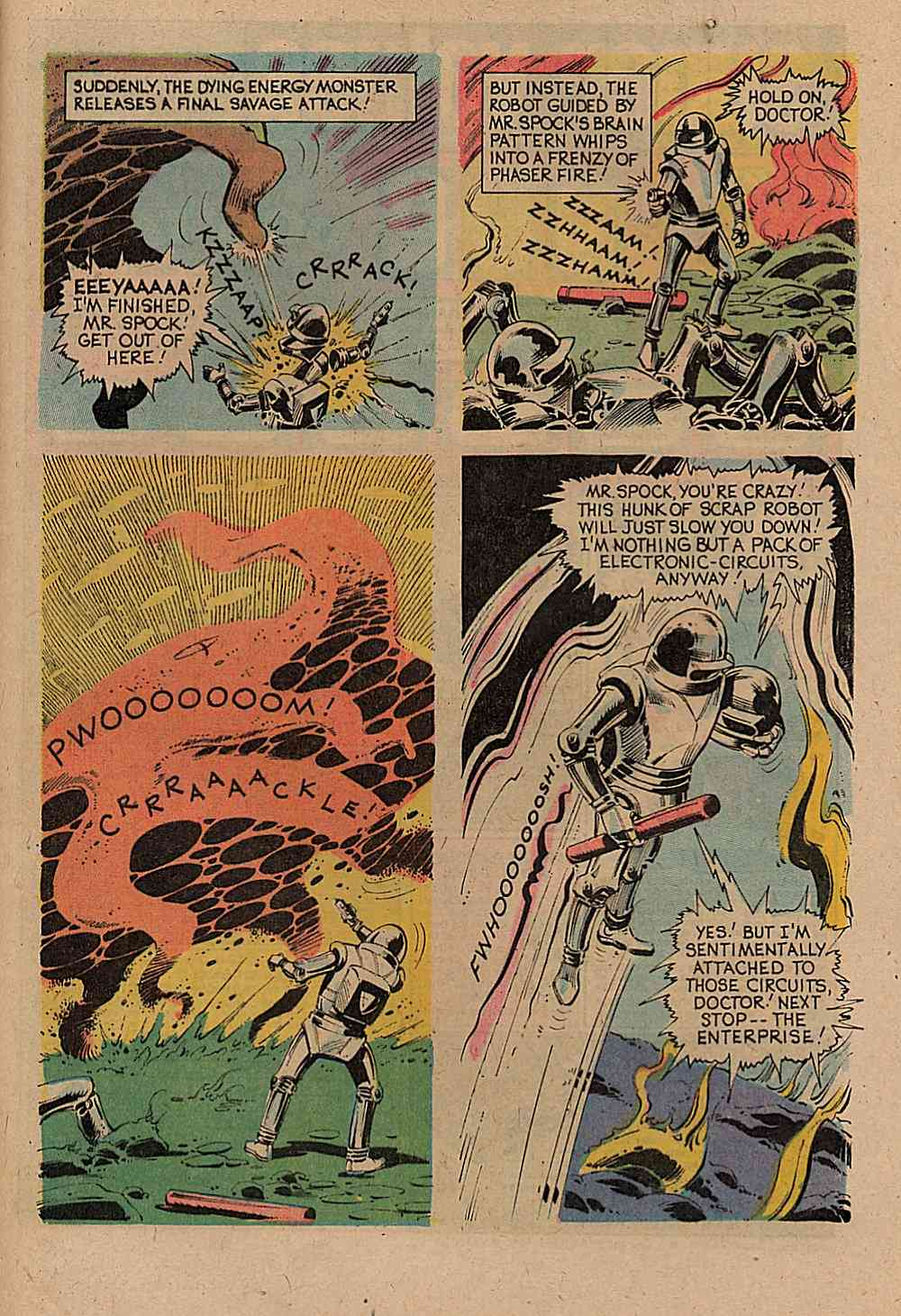 Star Trek (1967) Issue #24 #24 - English 23