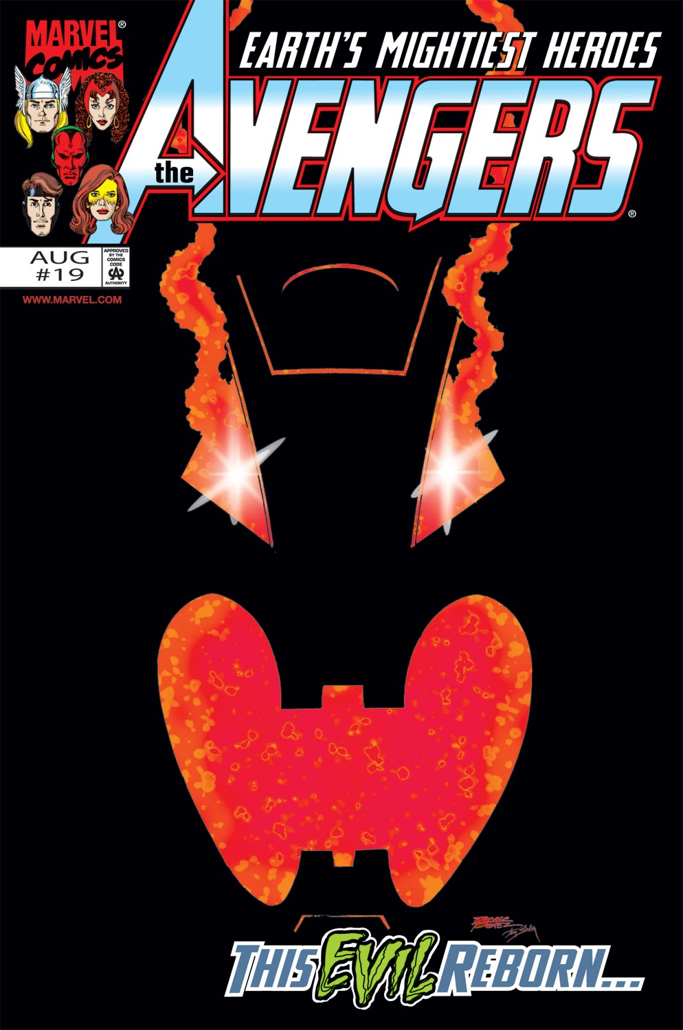 Avengers (1998) 19 Page 1