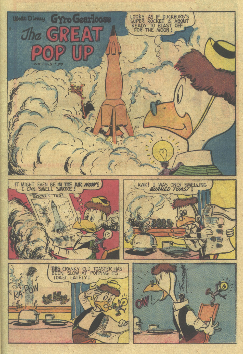Uncle Scrooge (1953) Issue #119 #119 - English 29