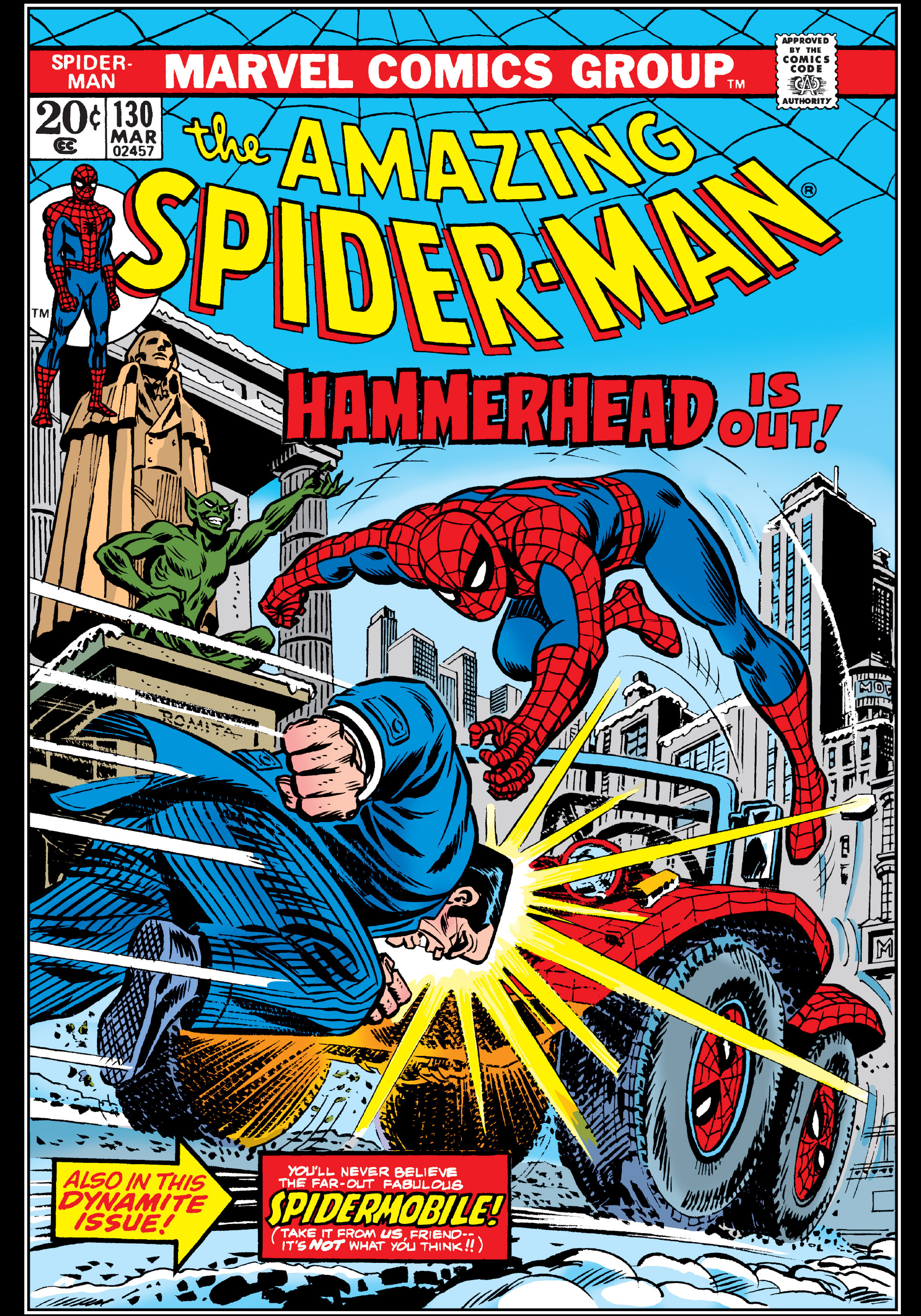 The Amazing Spider-Man (1963) 130 Page 1