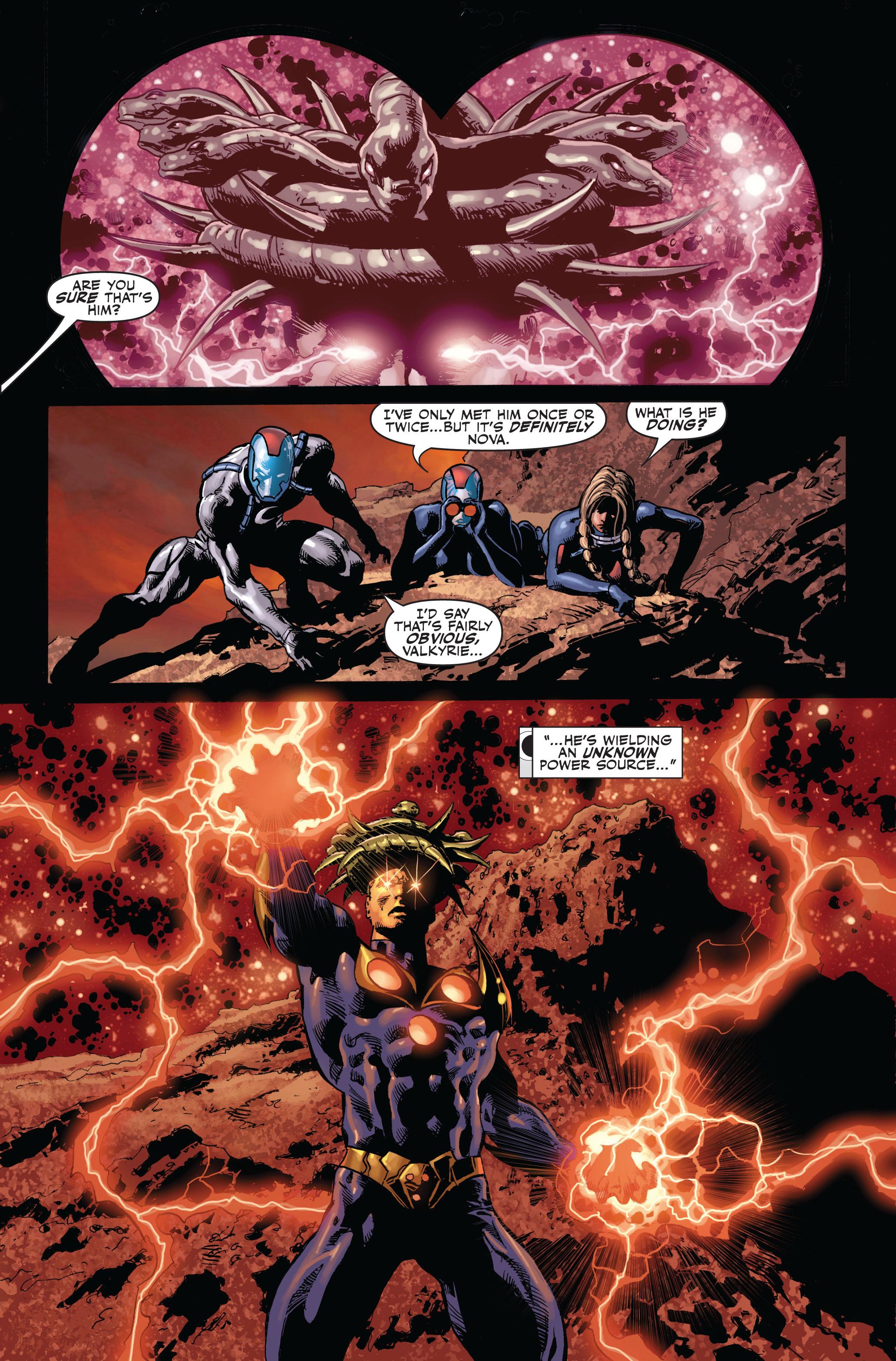 Read online Secret Avengers (2010) comic -  Issue #2 - 21