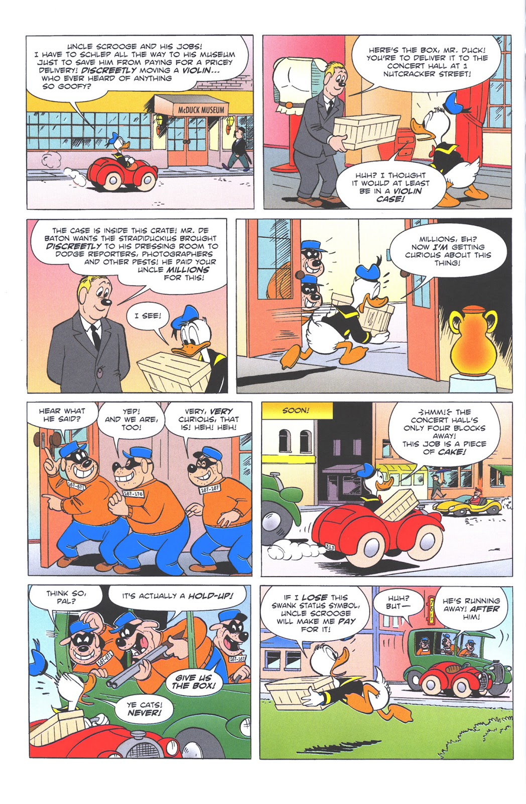 Uncle Scrooge (1953) Issue #374 #374 - English 64