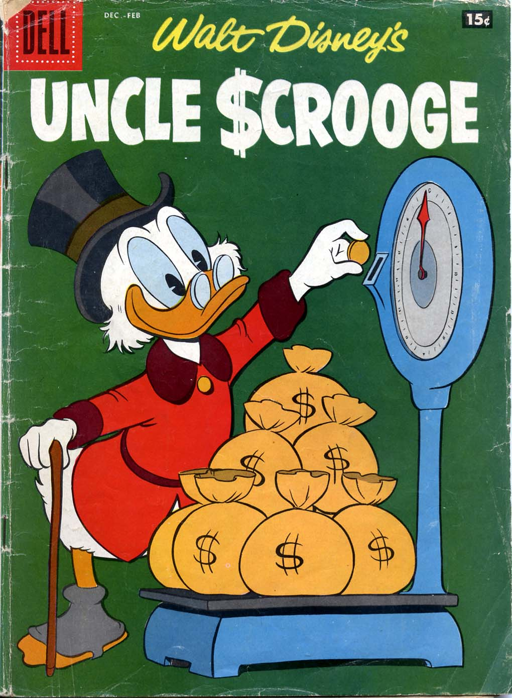 Uncle Scrooge (1953) #20 #385 - English 1