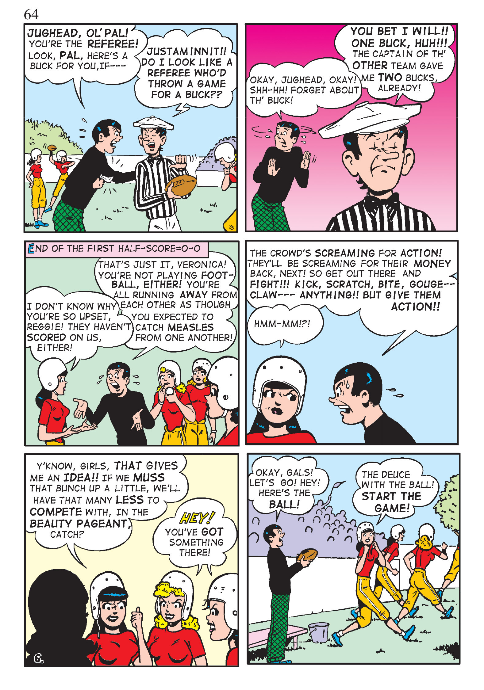 Read online The Best of Archie Comics comic -  Issue # TPB 1 (Part 1) - 62