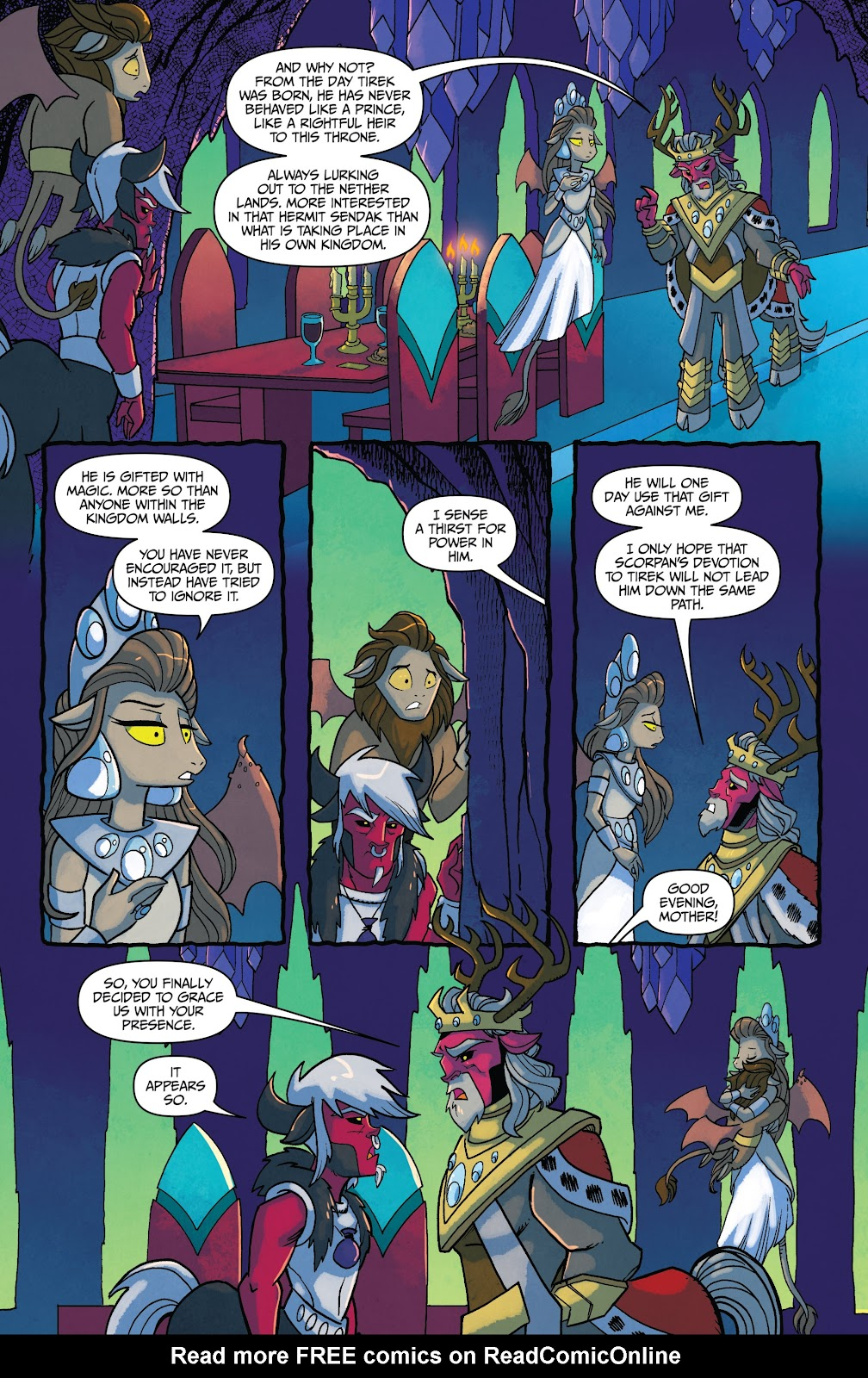 My Little Pony: Fiendship is Magic Issue #2 #2 - English 10