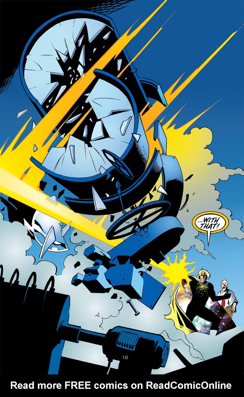 Starman (1994) Issue #1000000 #83 - English 18