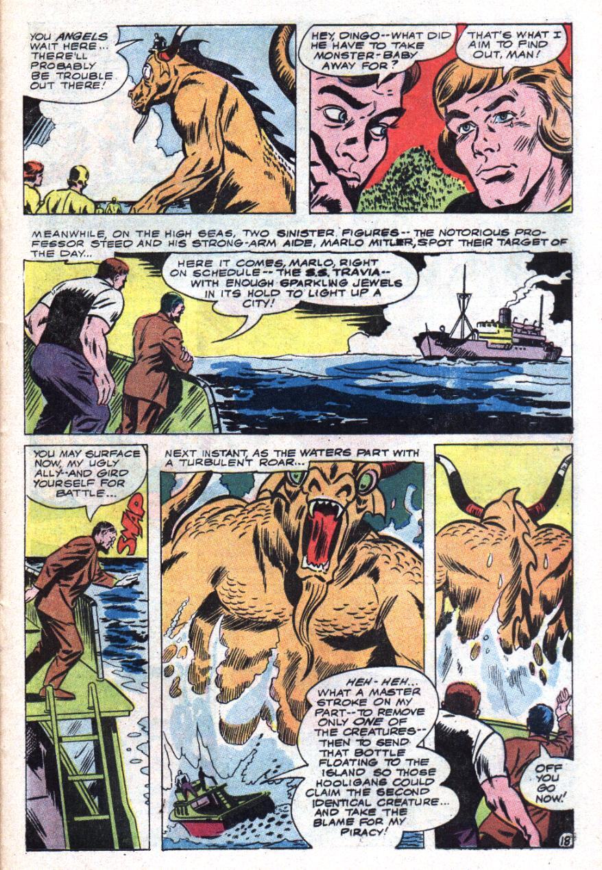 Read online Sea Devils comic -  Issue #34 - 26