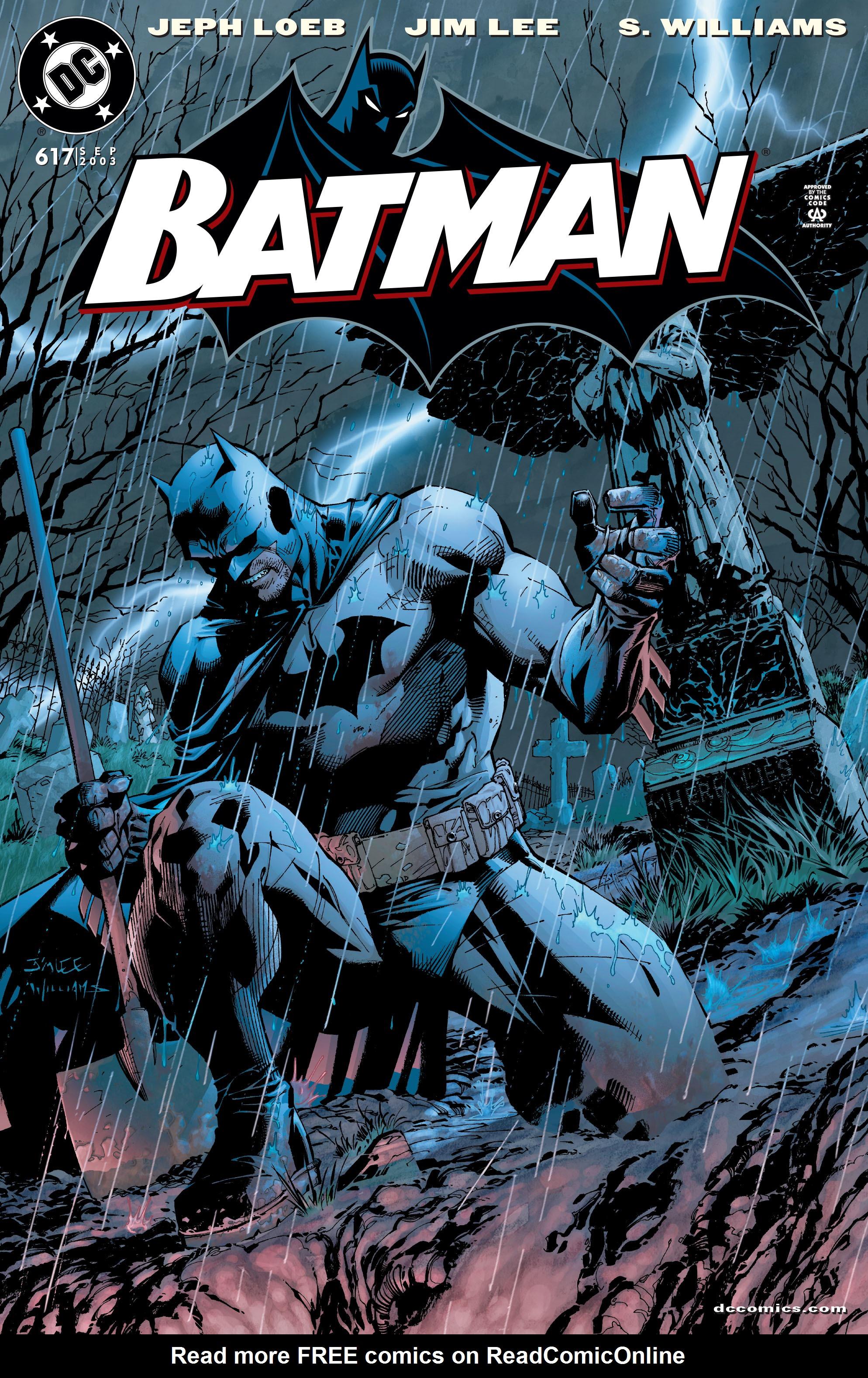Batman (1940) 617 Page 1