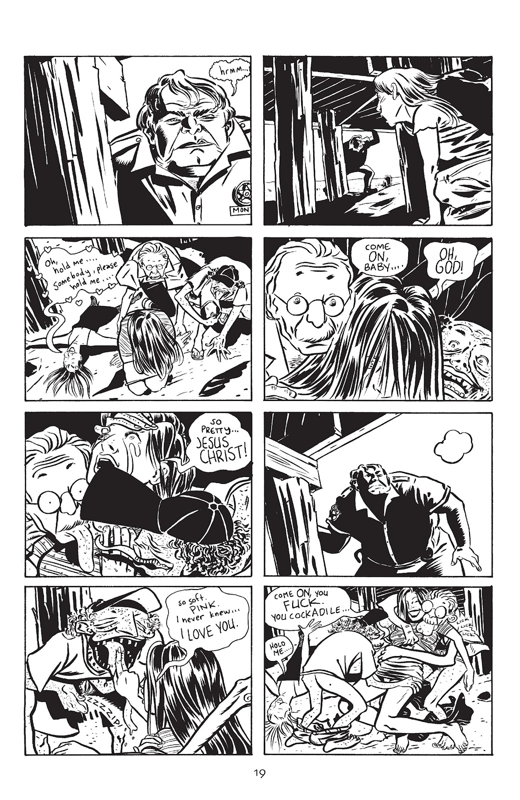 Stray Bullets Issue #12 #12 - English 21