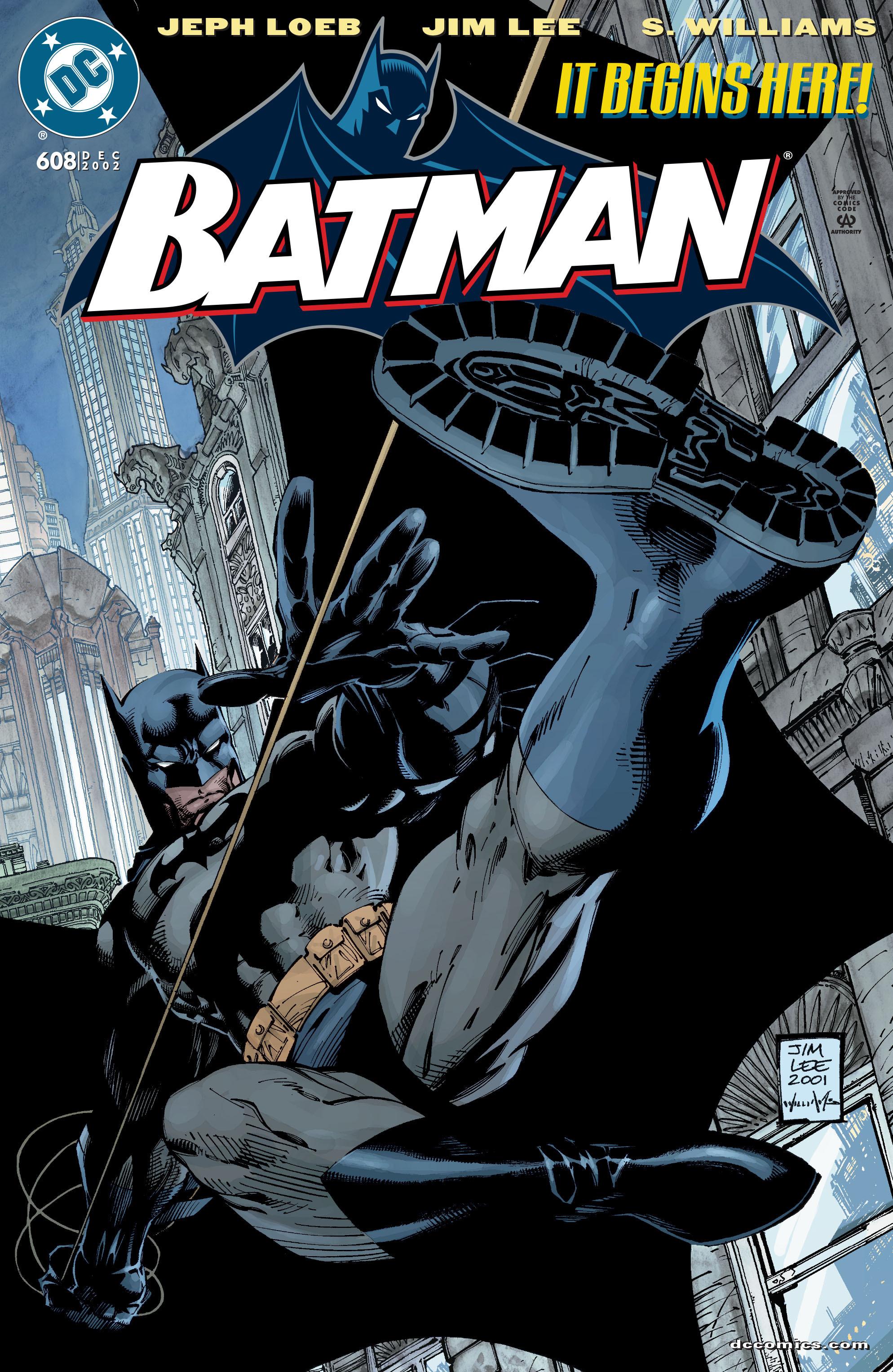 Batman (1940) 608 Page 1