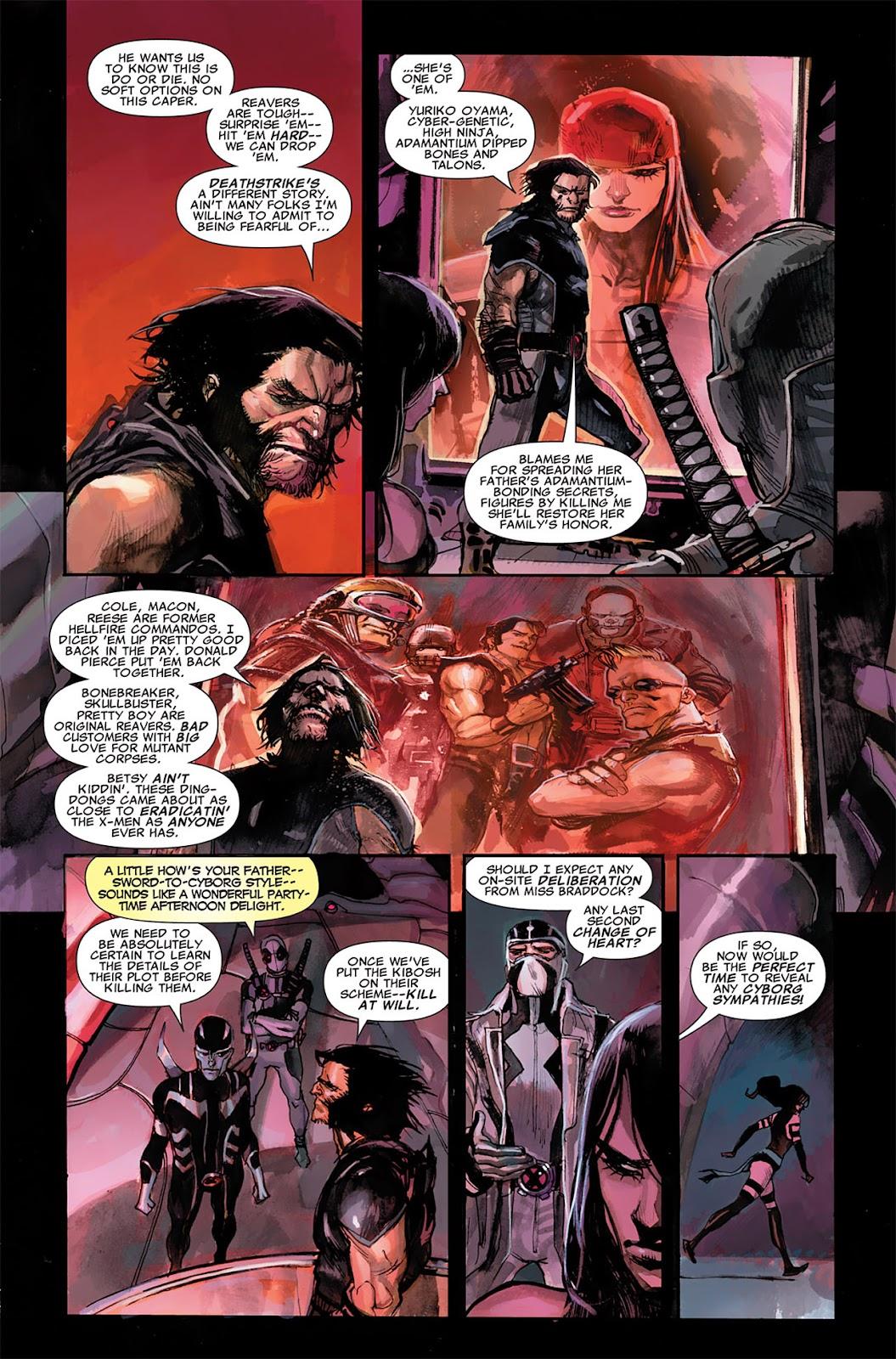 Uncanny X-Force (2010) Issue #5.1 #6 - English 5