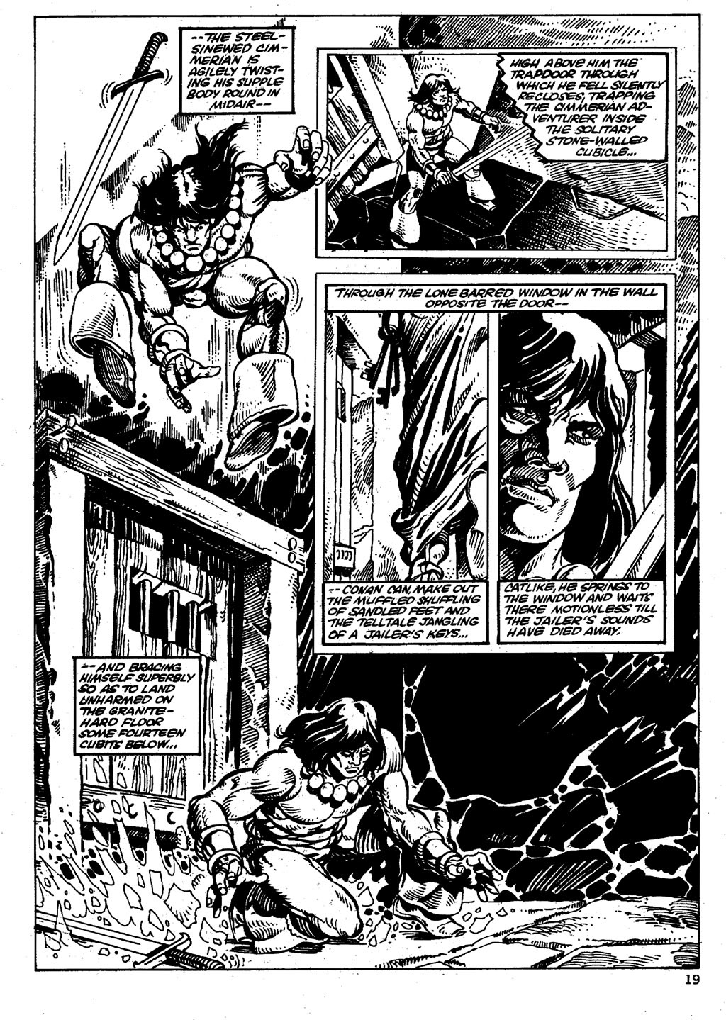 The Savage Sword Of Conan Issue #86 #87 - English 19