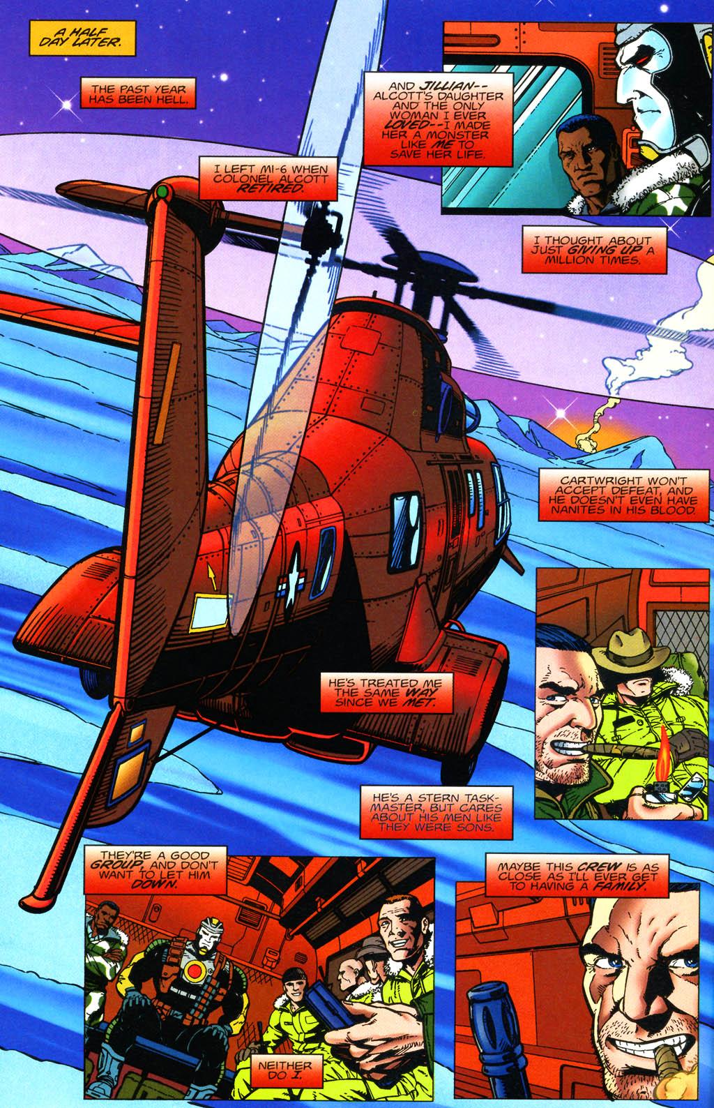 Read online Bloodshot (1993) comic -  Issue #50 - 7
