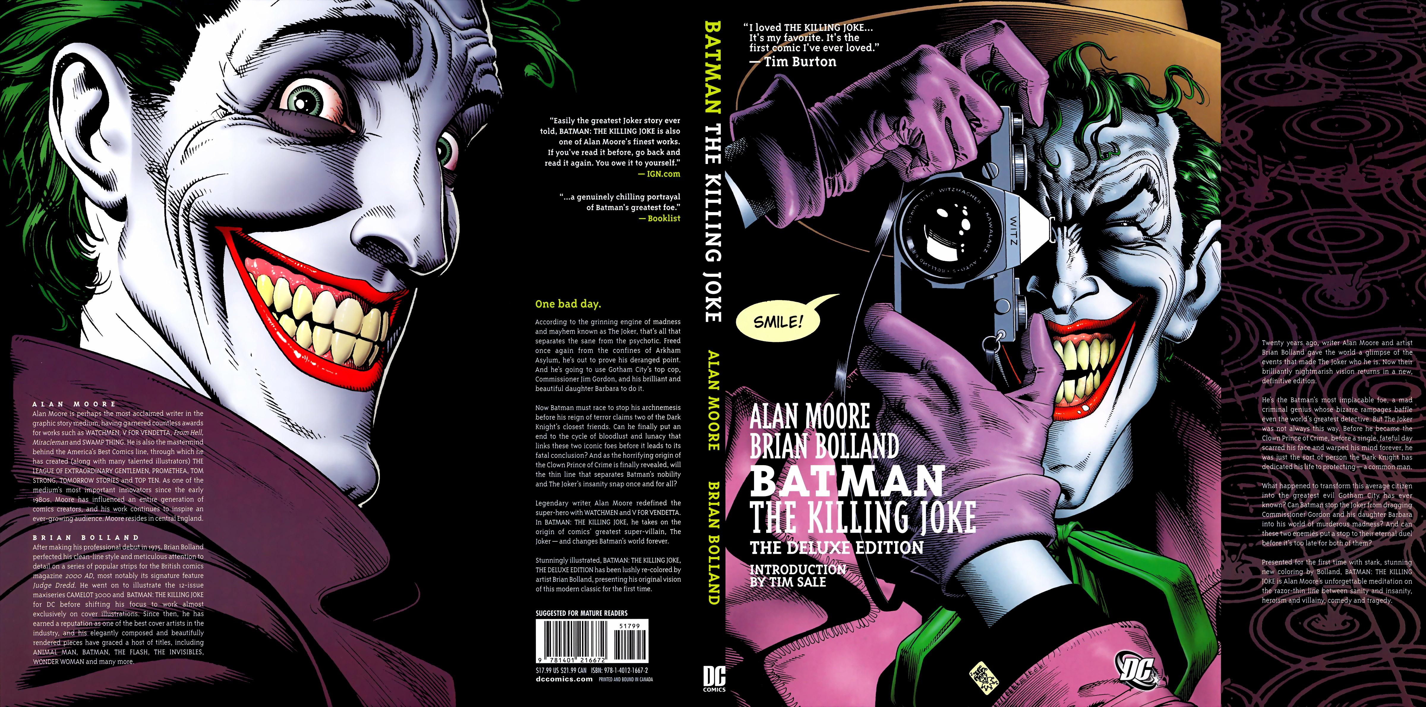 Batman: The Killing Joke chap 1 pic 2