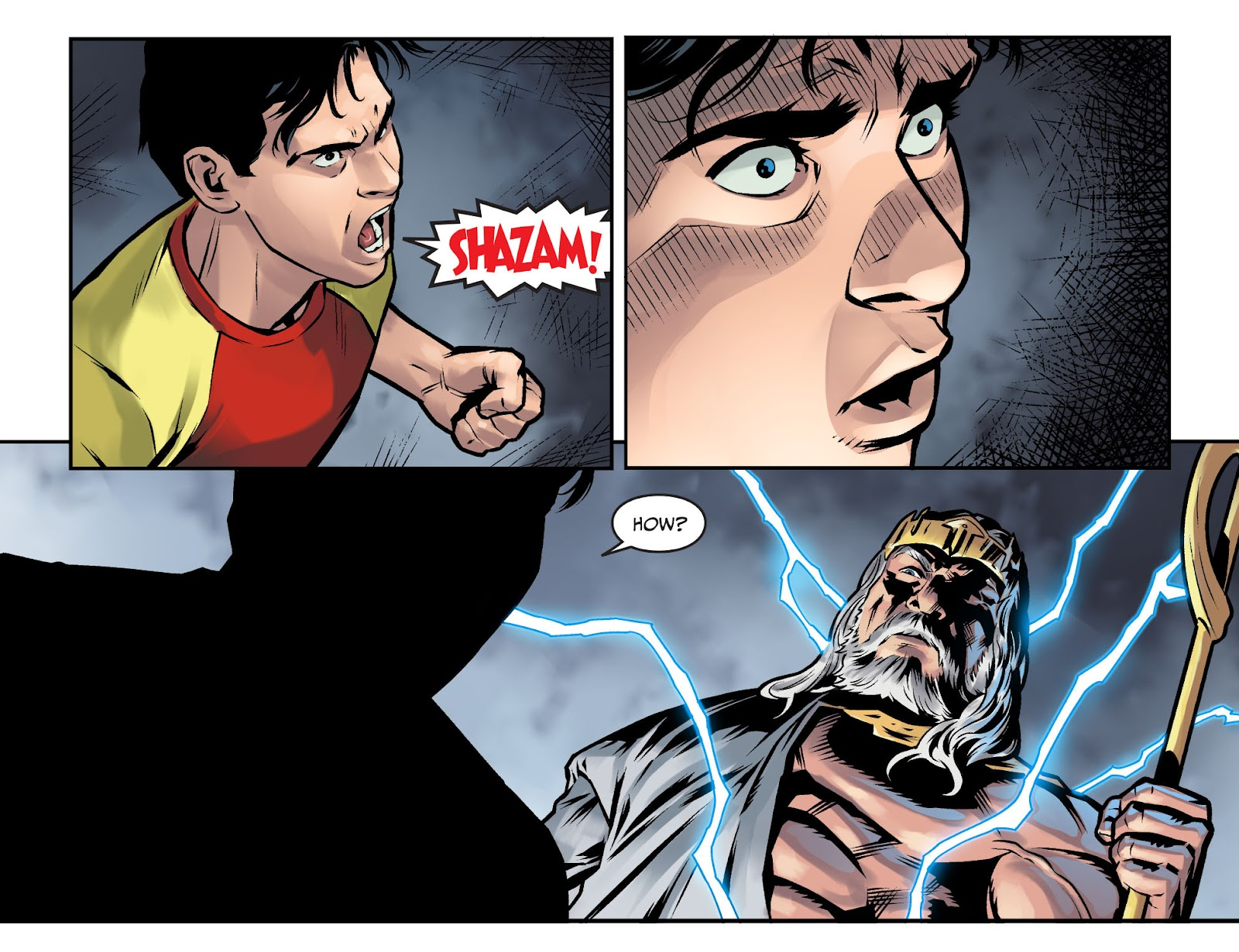 Injustice: Gods Among Us Year Four Issue #15 #16 - English 7