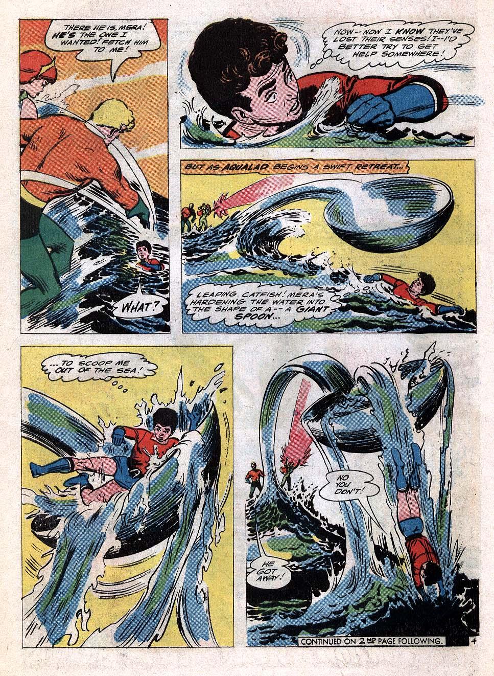 Aquaman (1962) Issue #27 #27 - English 6