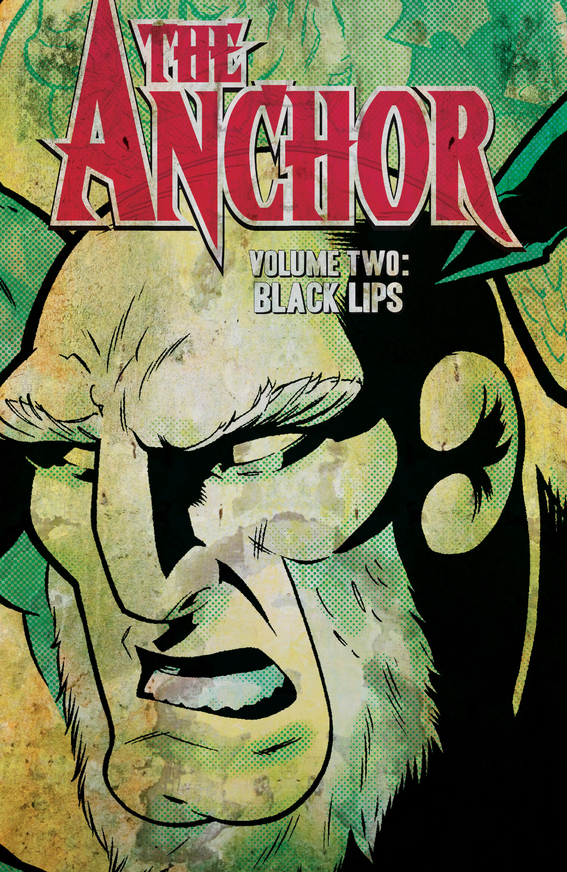 Read online The Anchor comic -  Issue # TPB 2 - 2