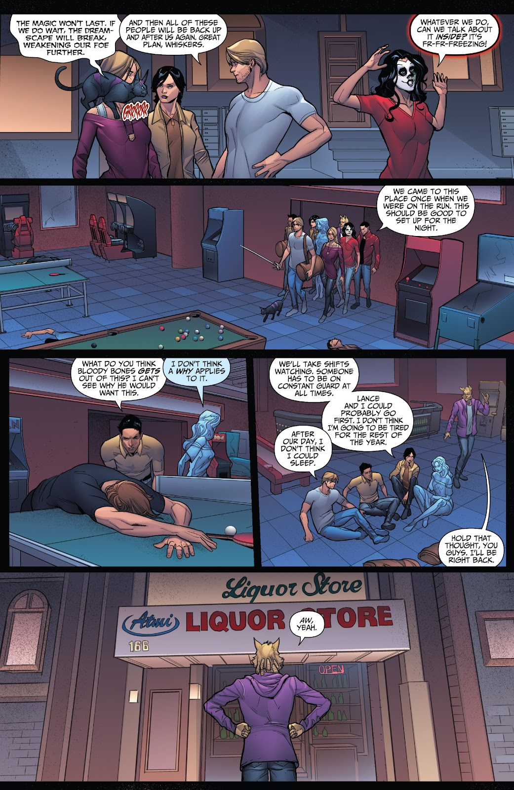 Grimm Fairy Tales (2005) Issue #123 #126 - English 19