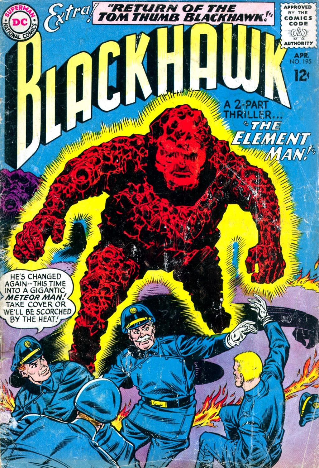 Blackhawk (1957) 195 Page 1