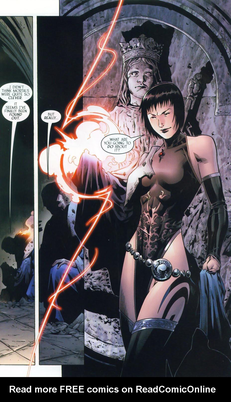 Read online Scion comic -  Issue #36 - 16