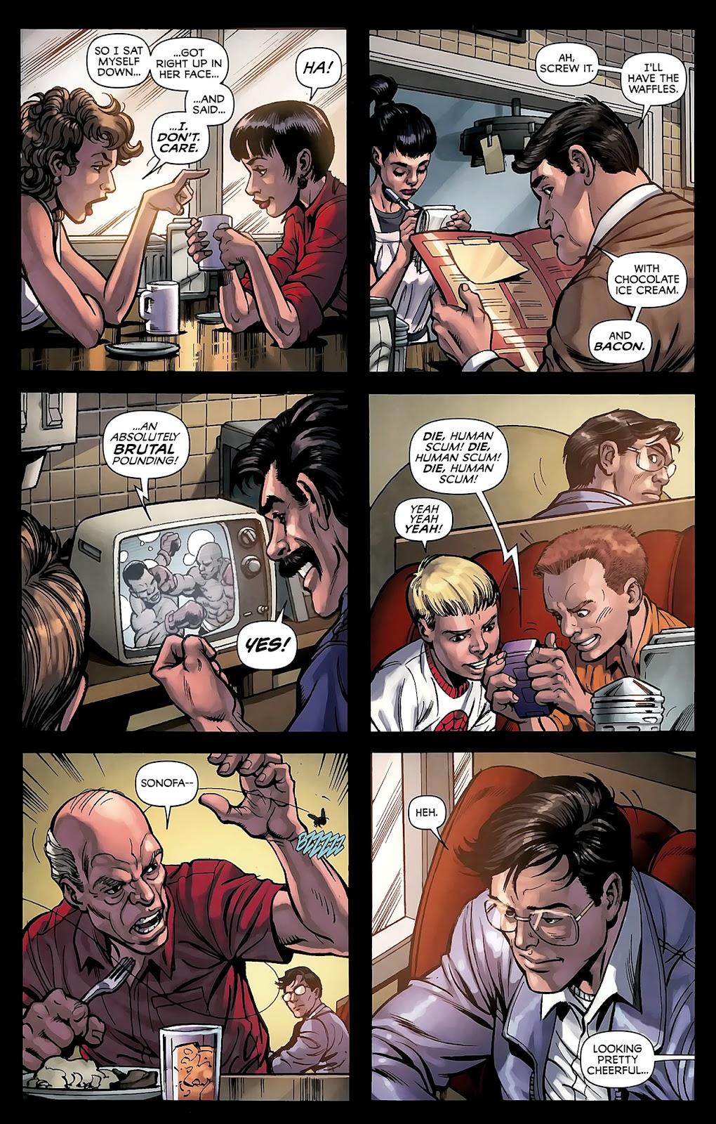 Incredible Hulks (2010) Issue #635 #25 - English 28